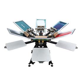 Manual Screen Printer | Dongguan Ruida Machinery and